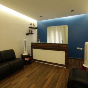 Studio in chennai lounge area